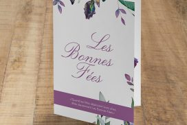 Carte bonnes fées by Compo Offset